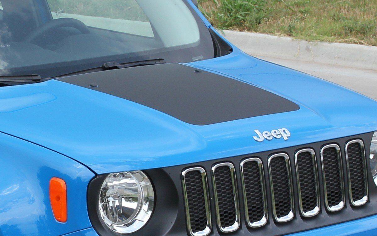 Jeep Renegade Hood Decals RENEGADE HOOD 20142019 2020 3M