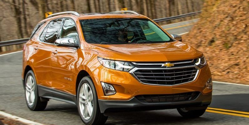 2020 Chevy Equinox Specs Changes Interior Price Chevrolet Equinox 2018 Chevy Equinox
