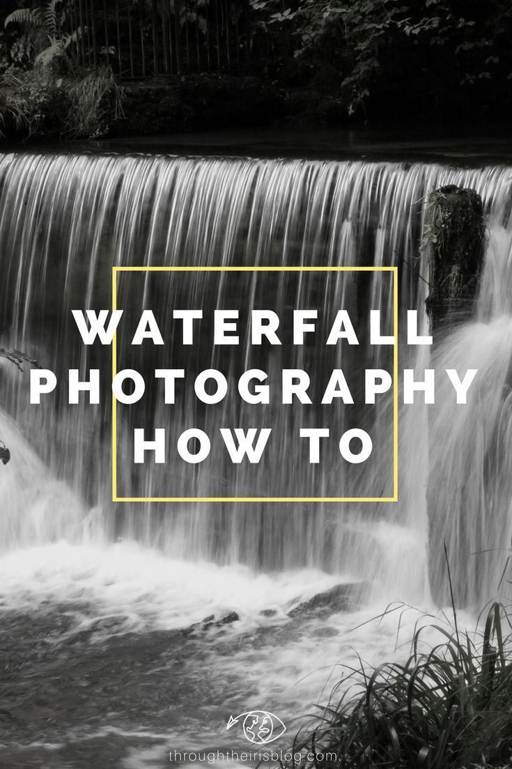 Waterfall Photography Steps by Steps guide for Beginners. Take incredible photos of waterfall using long exposure. Waterfall Photography | Landscape | Amazing Waterfall | Long Exposure | Shutter speed | Beginner Photographer #photographytips #photographybeginner #photography #waterfall #PhotoshopForBeginnersAwesome