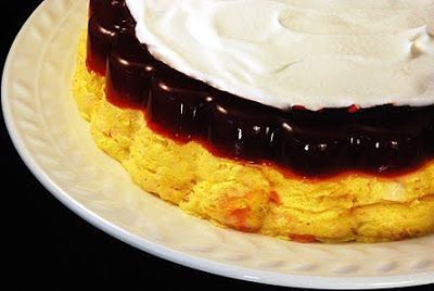 Dunkin Cooking the Semi-Homemade Way: Cranberry Supreme Jell-O