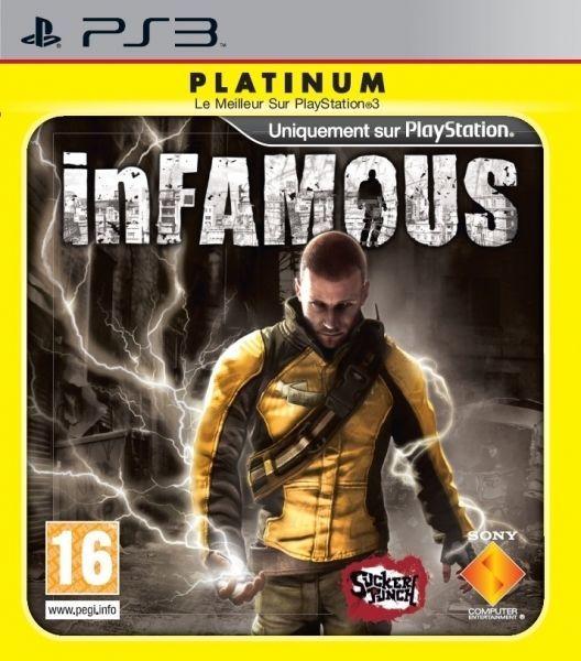 Lot 3 Jeux Pour Ps3 Assasins Creed Infamous Oblivion Complets En Fr Ps3 Games Infamous Video Game Playstation