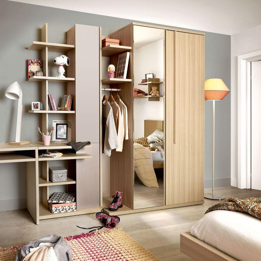 Graphic Junior Bedroom Gautier Mom Furniture Furniturestorage Beds Wood In 2020 Bedroom Design Storage Furniture Furniture Design