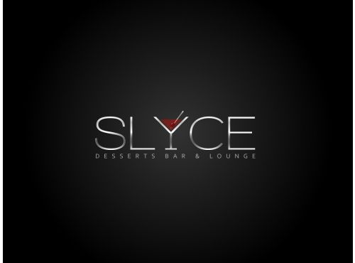 Slyce Desserts Bar Lounge Needs Logo Logo Design 99designs