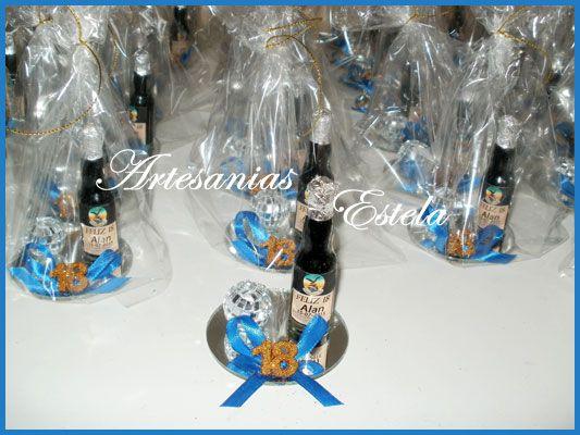 a619dd5be Souvenirs 18 Años - Botellitas De Fernet Personalizadas | 50hombre ...