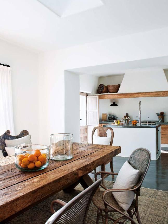 Casa con tradición en Ibiza , decoración rústica, estilo mediterráneo, broncate, reformas, interiorismo