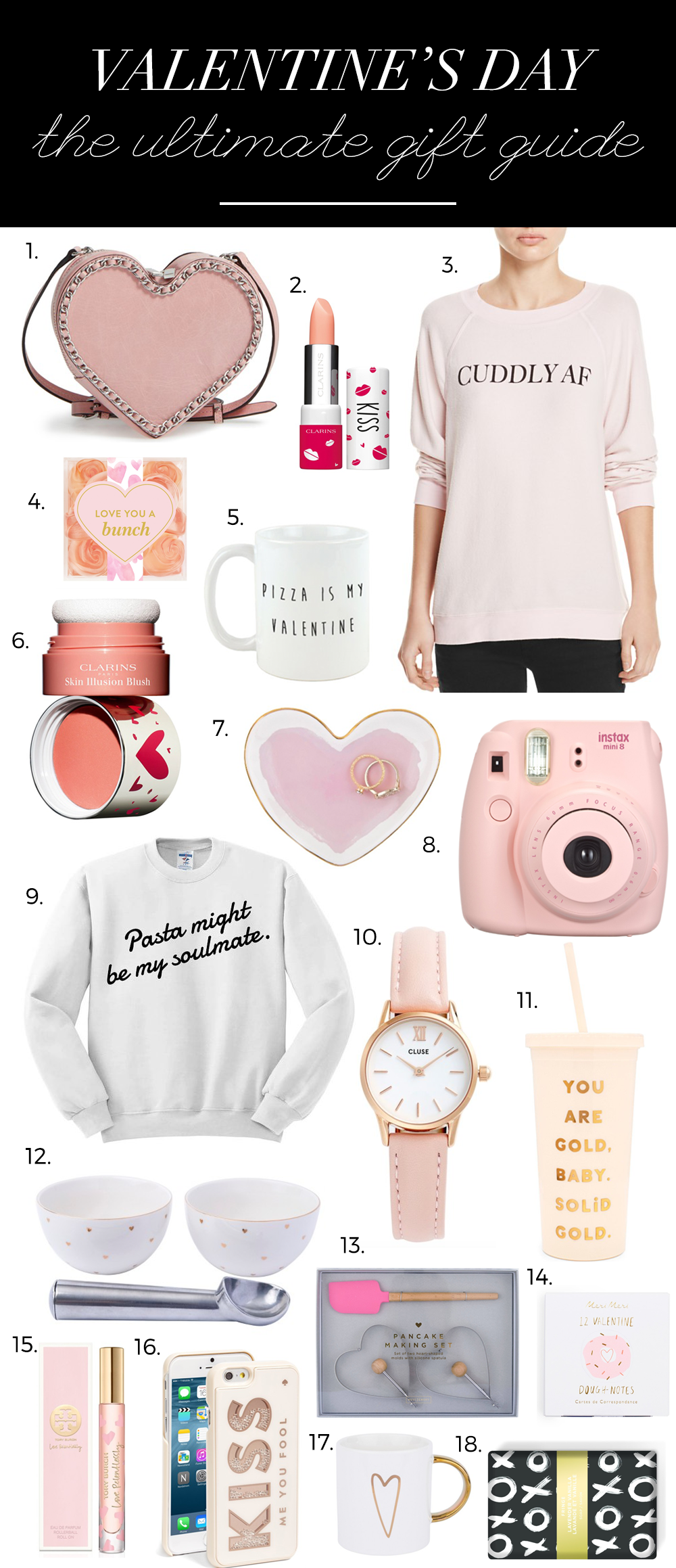 Valentine's Day Gifts For Everyone | Gift
