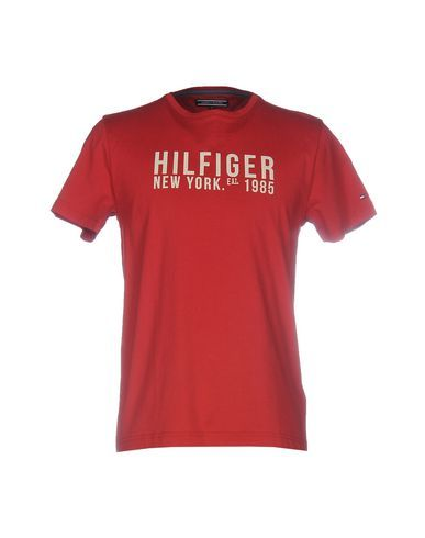 TOMMY HILFIGER T-shirt. #tommyhilfiger #cloth #top #pant #coat #jacket #short #beachwear