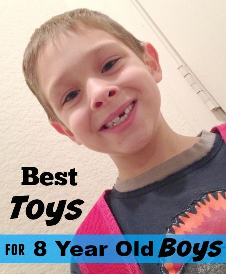 Best Gifts And Toys For 8 Year Old Boys Presents For