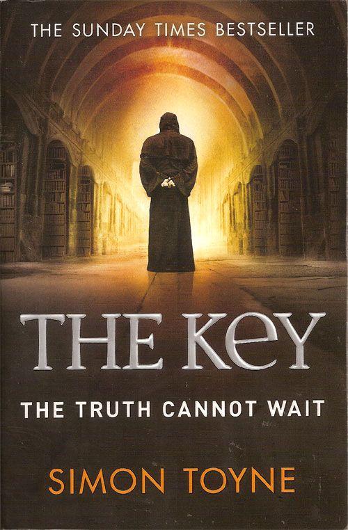 The Key by Simon Toyne is the sequel to Sanctus.