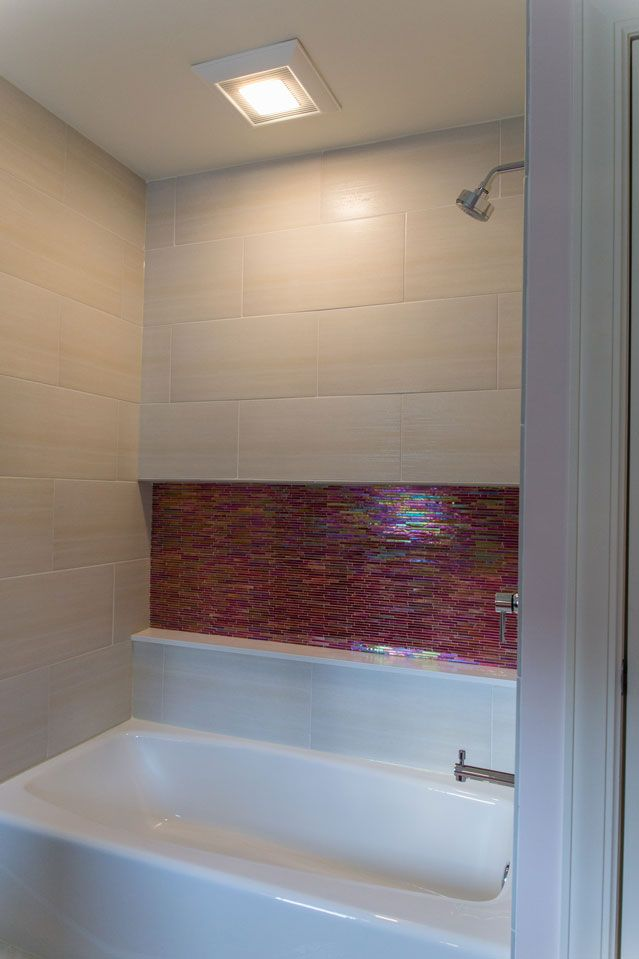 Jack And Jill Bathroom Remodel Complete With New Tile Design By Cool Bathroom Remodel Rochester Ny