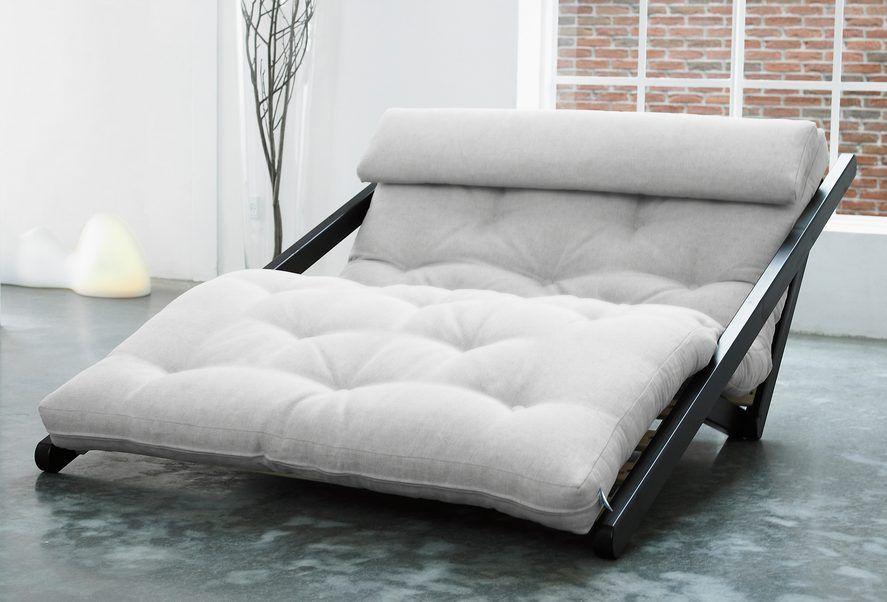 Karup Design Lounge Liege Figo Inkl Futonmatratze Naturloft