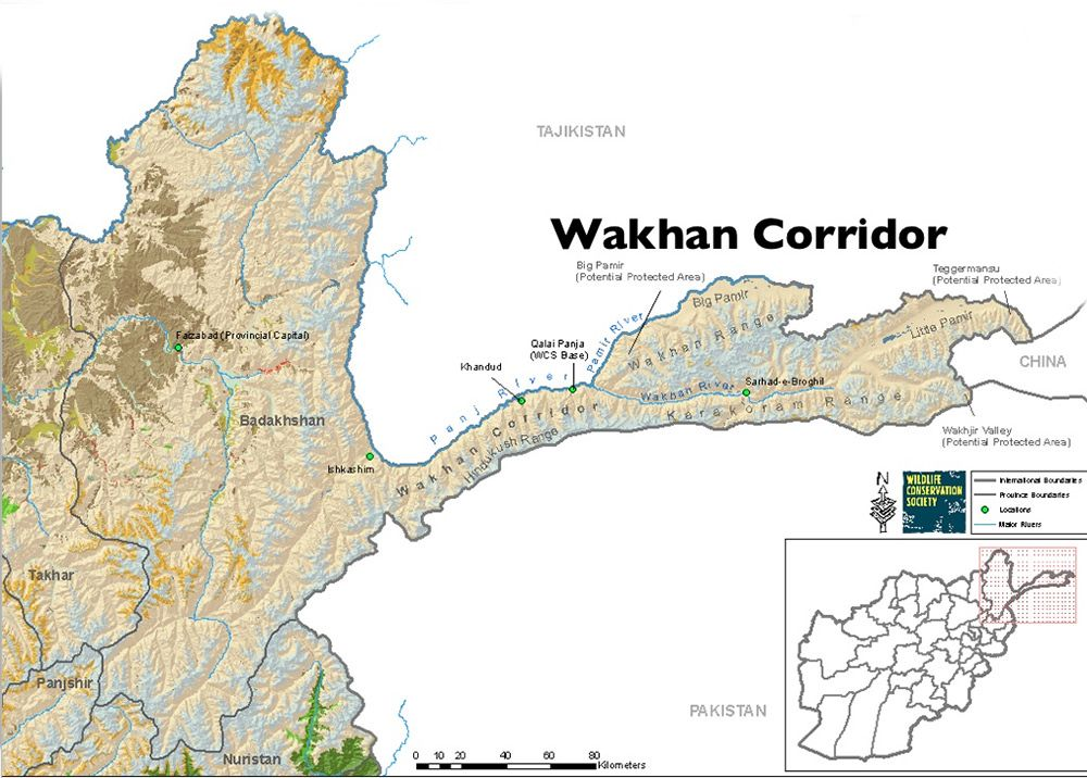 How To Visit Afghanistan\'s Wakhan Corridor (Safety, Visas, Cost ...