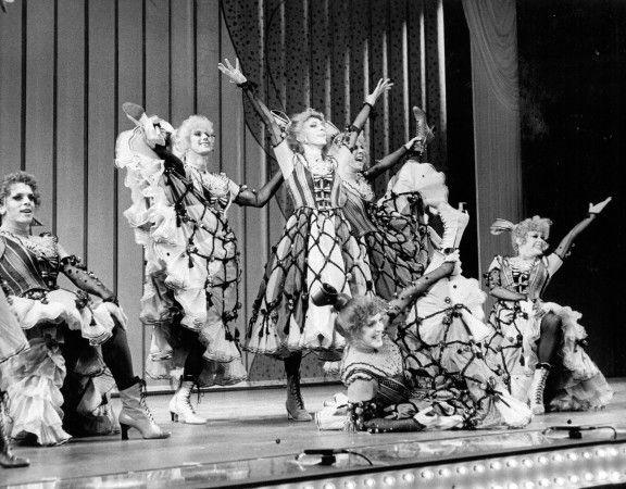 Les Cagelles | Looking back, Musicals, Harvey fierstein
