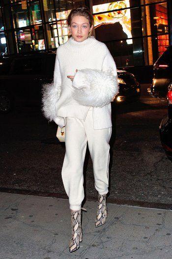 Gigi Hadid's Best Street Style Moments – Street Style