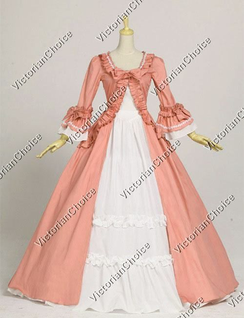 renaissance OVER DRESS dress only  many sizes pink theater quaility