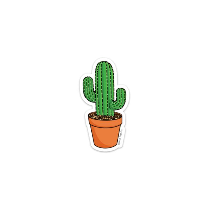 Photo of The Round Mini Cactus Sticker