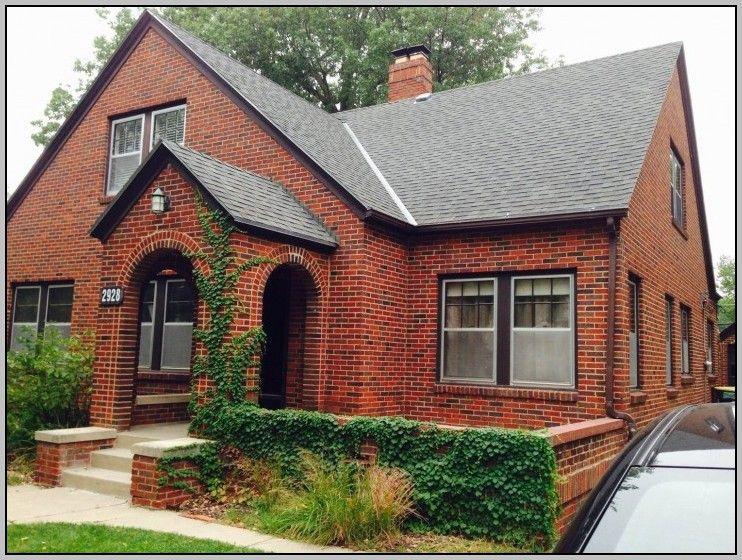 red brick house Google Search Orange brick houses
