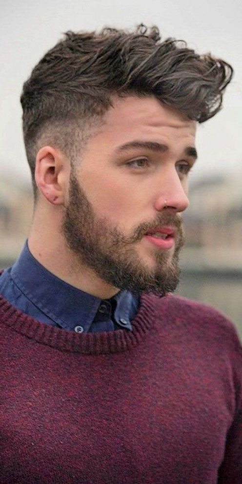 Cargo Haircuts For Men Mens Hairstyles Beard Styles For Men