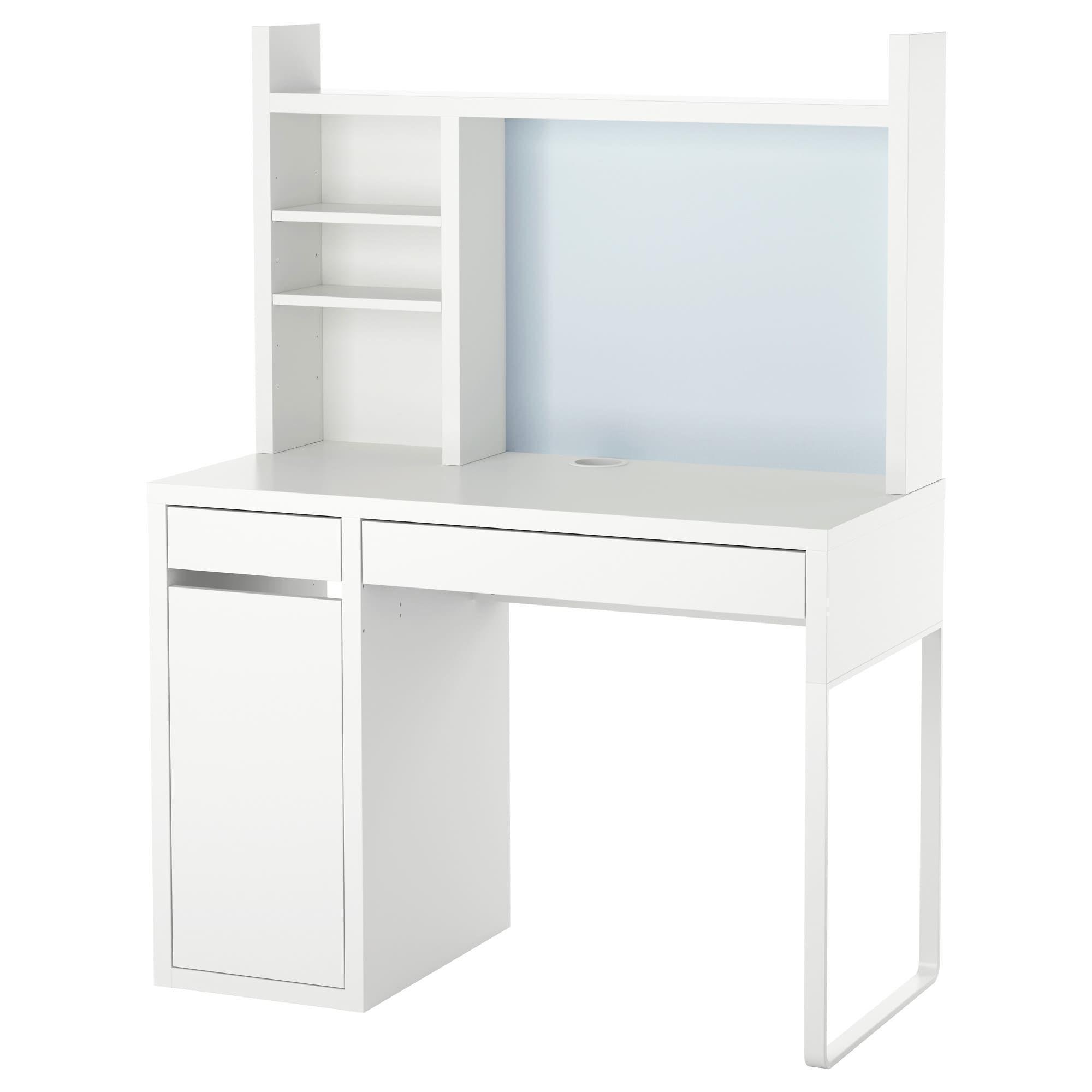 Micke Computer Work Station White Ikea Micke Desk Ikea