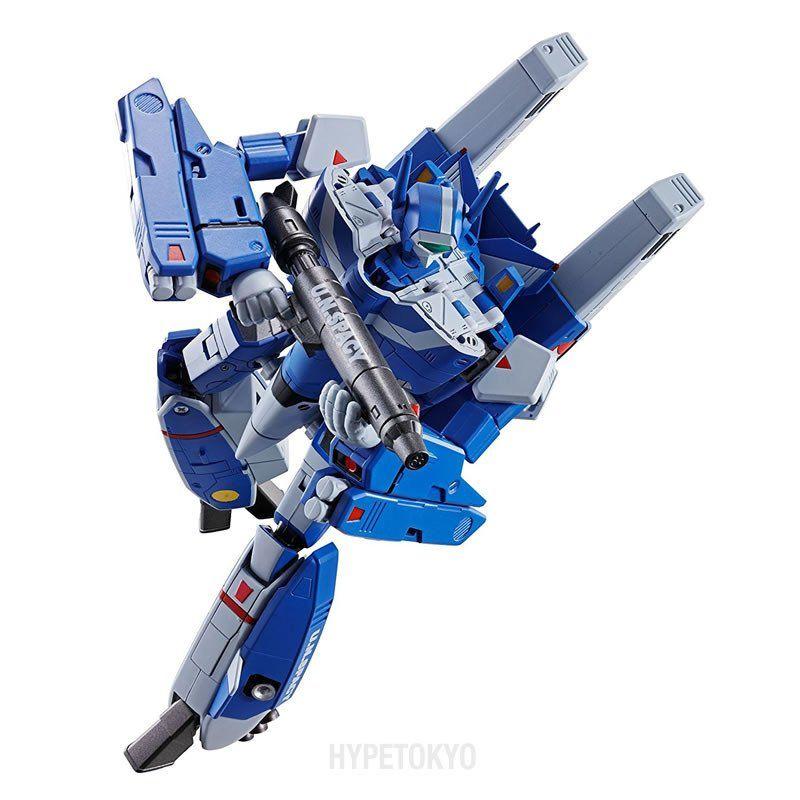 Super Dimension Fortress Macross Bandai HI-METAL R (Action Figure) : VF-1J Super Valkyrie [Maximilian Jenius Use]