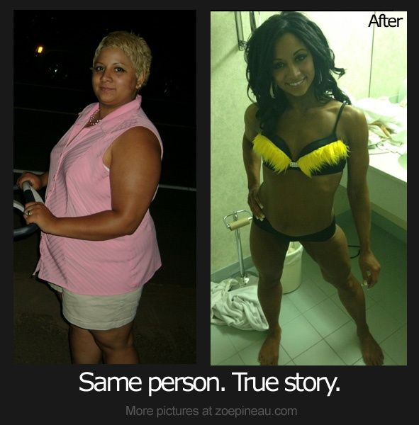 Probably the best weight loss program in the world...