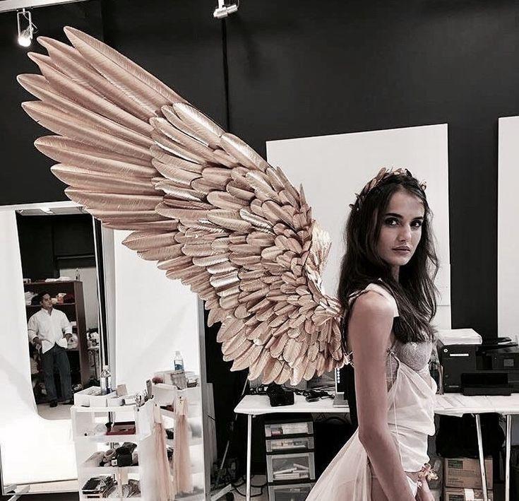 Vicsecret Angels Blanca Padilla: Victoria Secret Wings, Angel Wings Costume