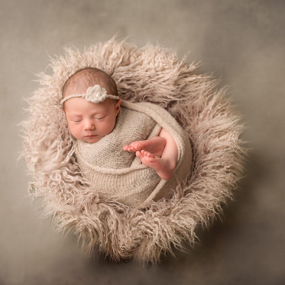 Newborn Basket Filler Prop Natural Dyed Fur for Newborn Posing Photography Prop Newborn Photo Prop Posing Fur Prop Newborn Fur Prop