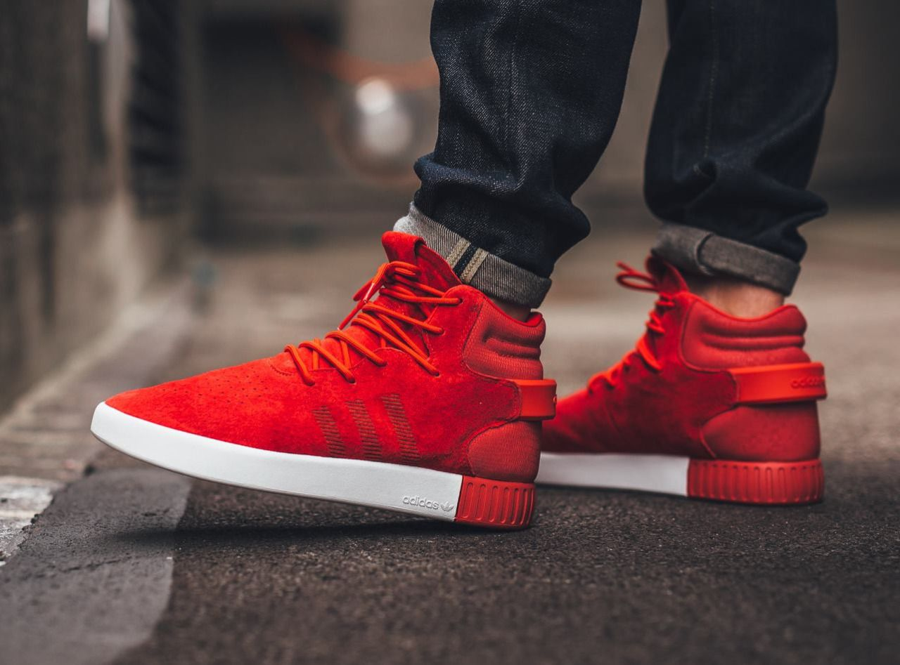 finest selection 3eb19 6e47c adidas Tubular Invader | Sharp Fitness in 2019 | Streetwear ...