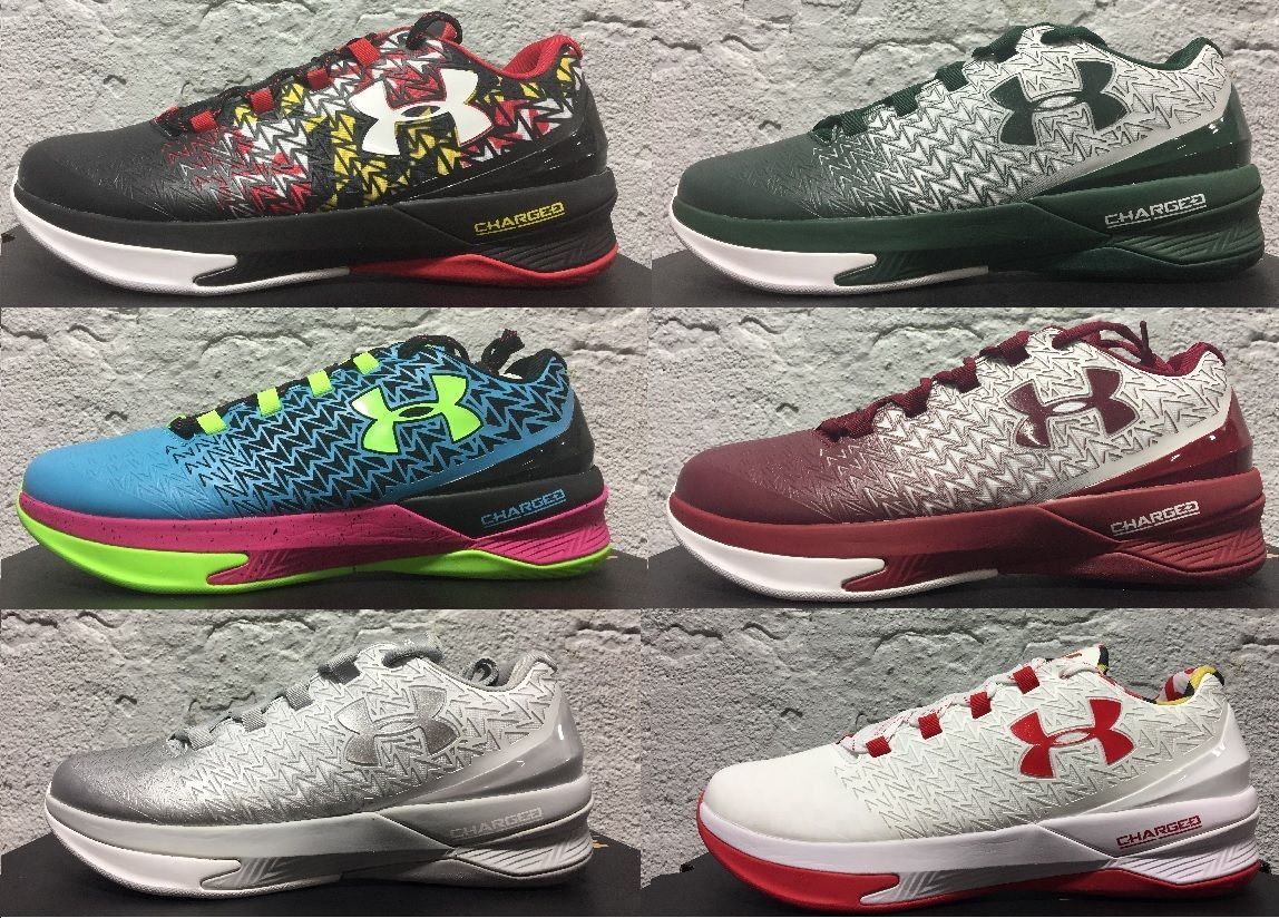 purchase cheap 9ccdf 00d82 Men 158971  New Men S Under Armour Clutchfit Drive 3 Low Basketball Shoe  -All Colors And Sizes -  BUY IT NOW ONLY   69.99 on eBay!