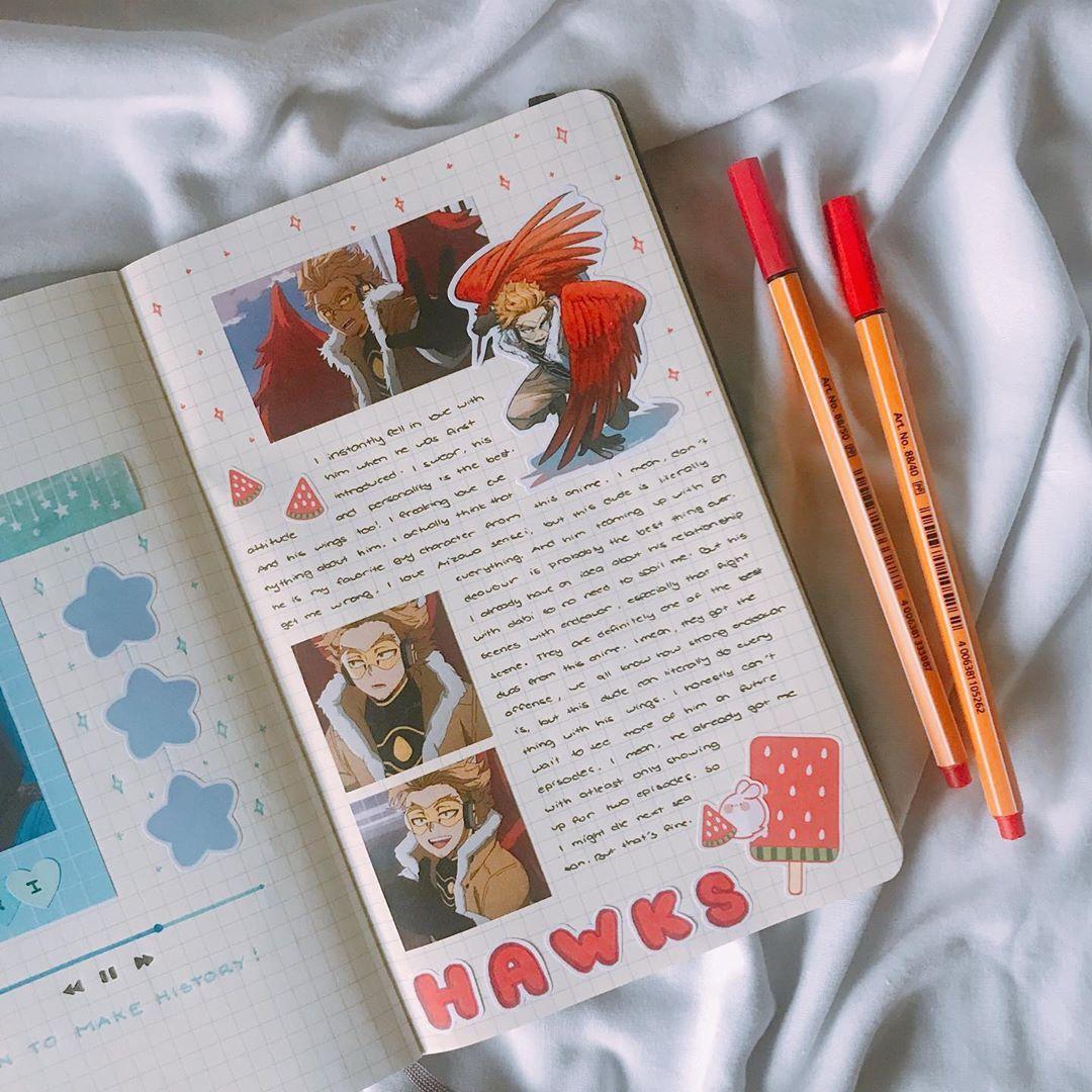 Pin By Tsukishima S Wife On Anime Journal Ideas Owo Senpai Kawaii Stickers Anime