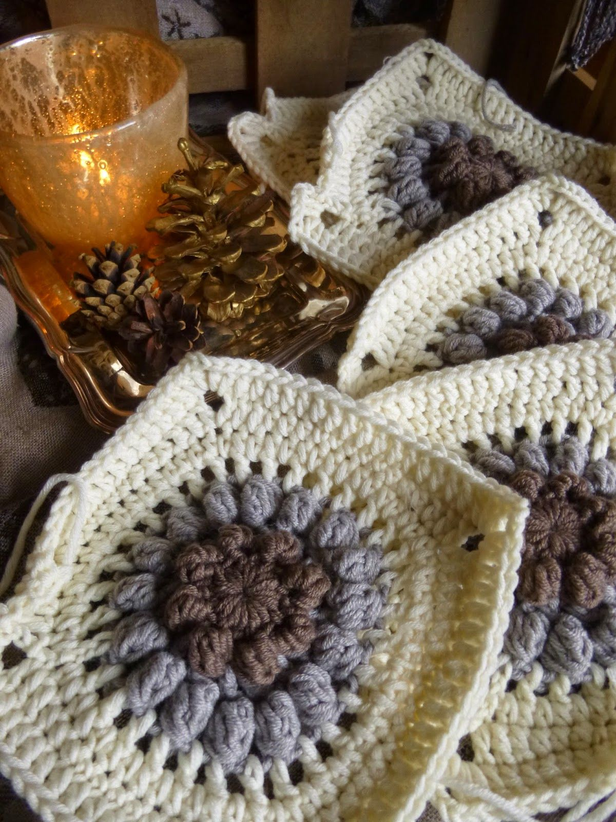 Häkeln im Quadrat | crochet/häkeln | Pinterest | Quadrate und Häkeln