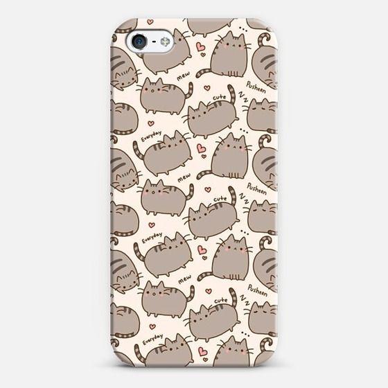 low priced e24f2 aa51e Classic Snap iPhone 5 Case - Pusheen | Pusheen the Cat! | Pusheen ...
