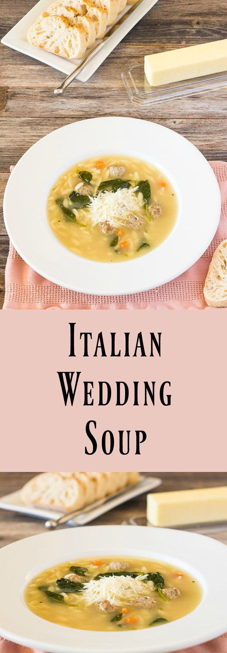 Italian Wedding Soup | Recipe | Italian wedding soup ...
