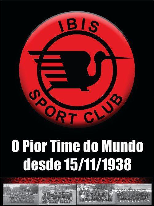 3e9ed16222 IBIS O PIOR TIME DO MUNDO A PRIMEIRA PELADA O primeiro jogo da história do  time