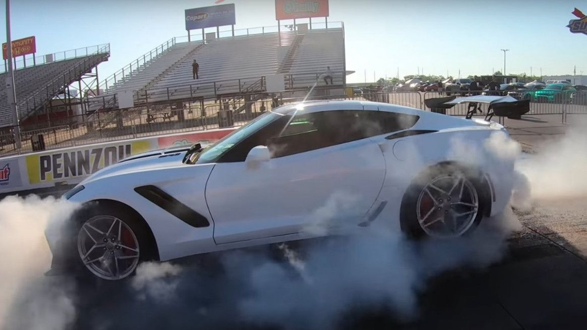 2020 Chevrolet Corvette Zr1 Quarter Mile Engine