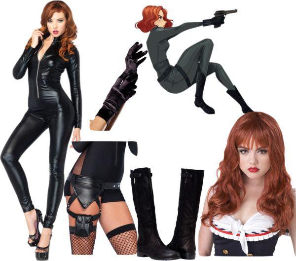 Last Minute Comic Con Costume Ideas Comic Con Costumes Black Widow Costume Marvel Comic Book Characters