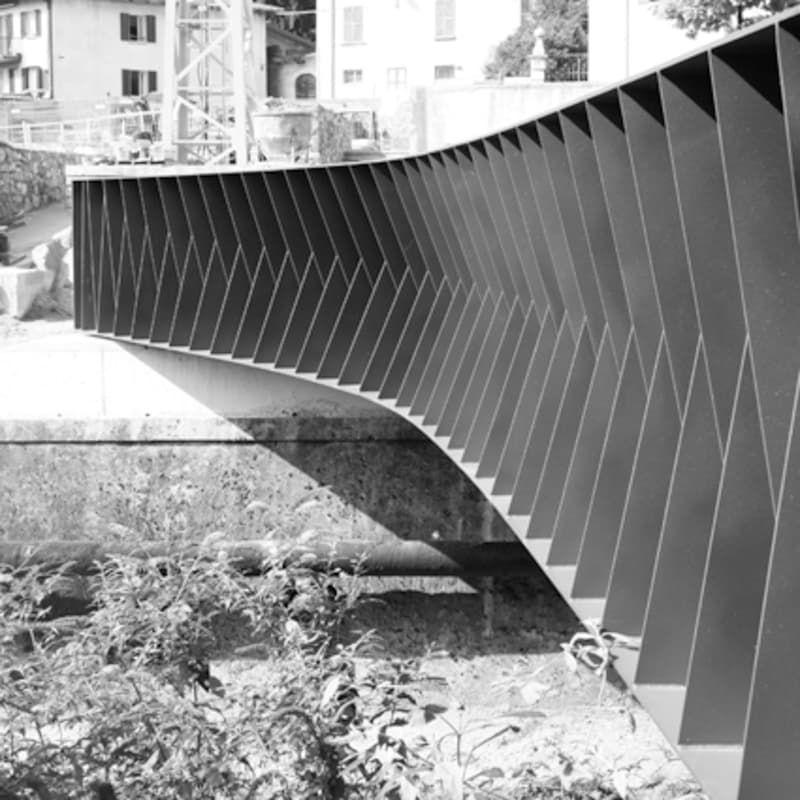 act_romegialli · ponte pedonale