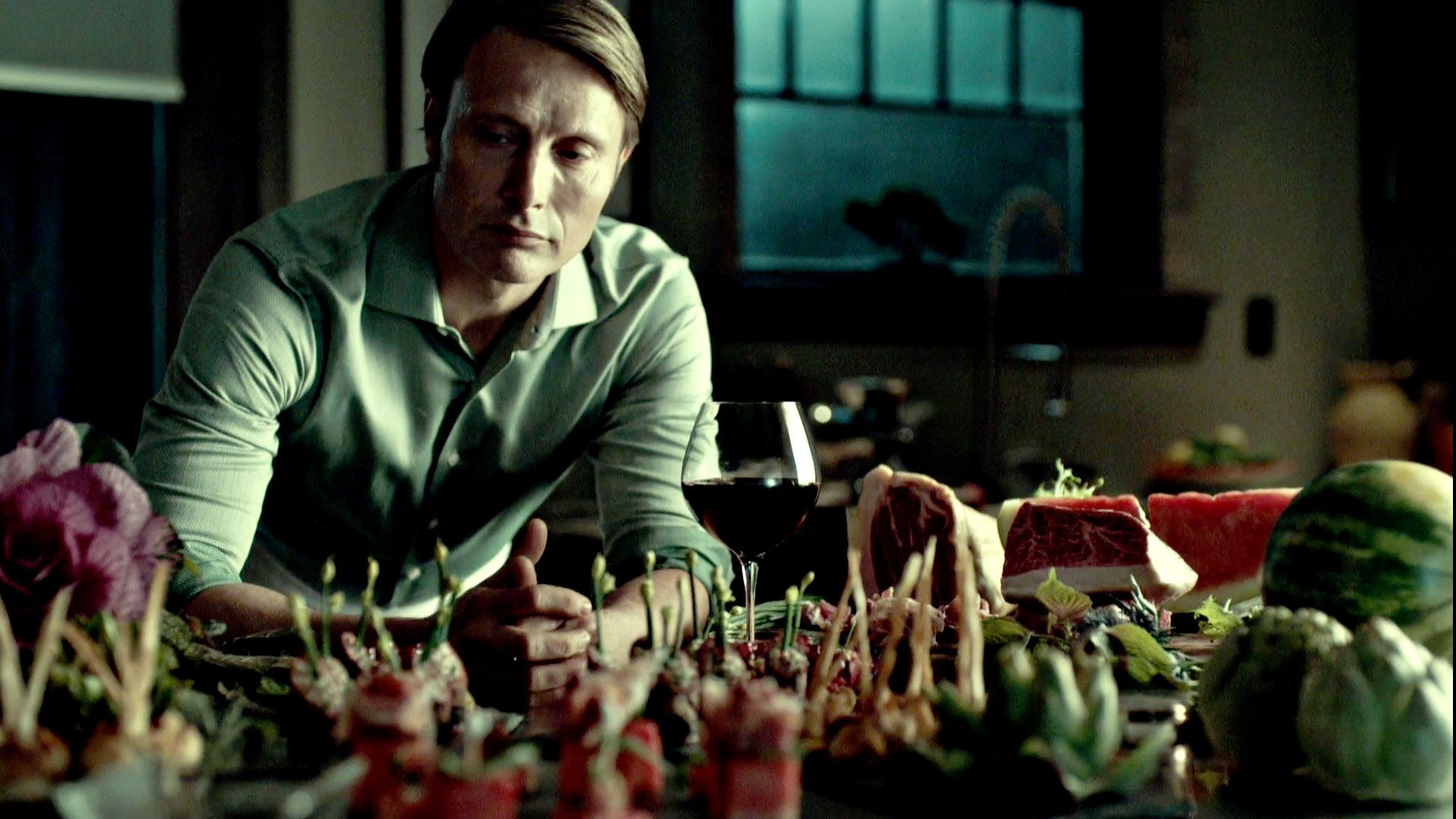 "Check out Adam's review of the recent ""Hannibal"" episode"