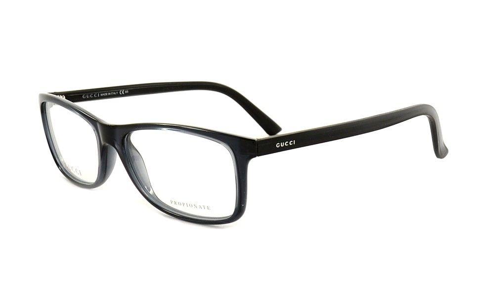 Gucci GG 1071 5CM 54 Schwarz | Gucci Brillen | Pinterest