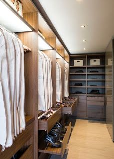 ARREDAMENTO E DINTORNI: cabine armadio da copiare | Home style ...
