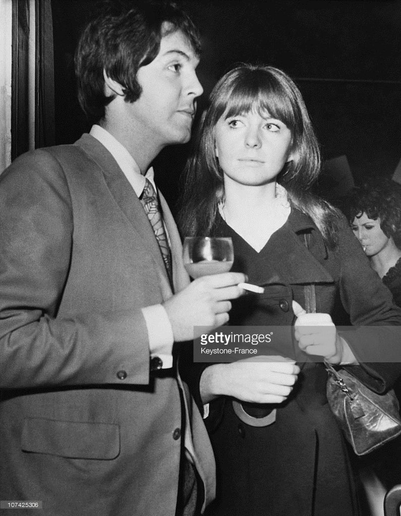 Beatles adds for abrams the beatles pinterest jane asher paul