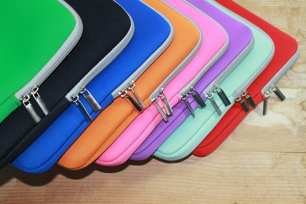 "Notebook Laptop Sleeve Case Carry Bag Pouch Cover For 13"" MacBook Air / Pro 15"" #UnbrandedGeneric"