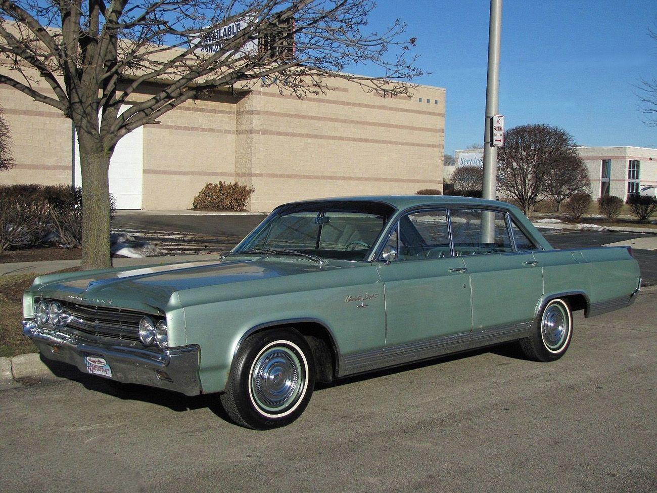 1963 oldsmobile ninety eight town sedan