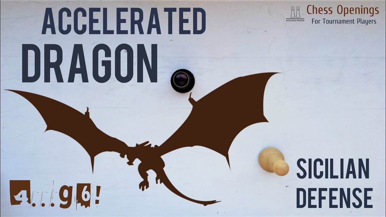 sicilian accelerated dragon games