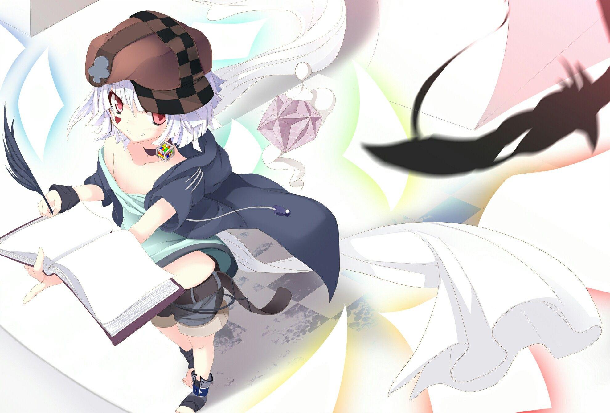 Pin De 秋 Em ノーゲーム ノーライフ Anime Game No Life