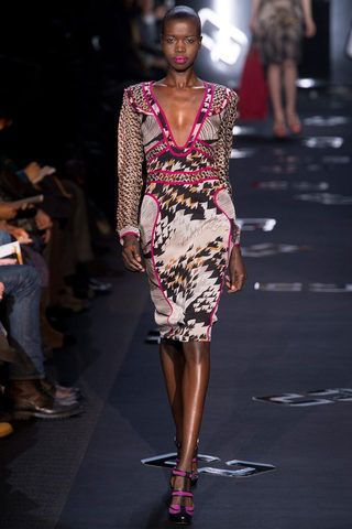 Diane von Furstenberg Fall 2013 Ready-to-Wear Collection Slideshow on Style.com