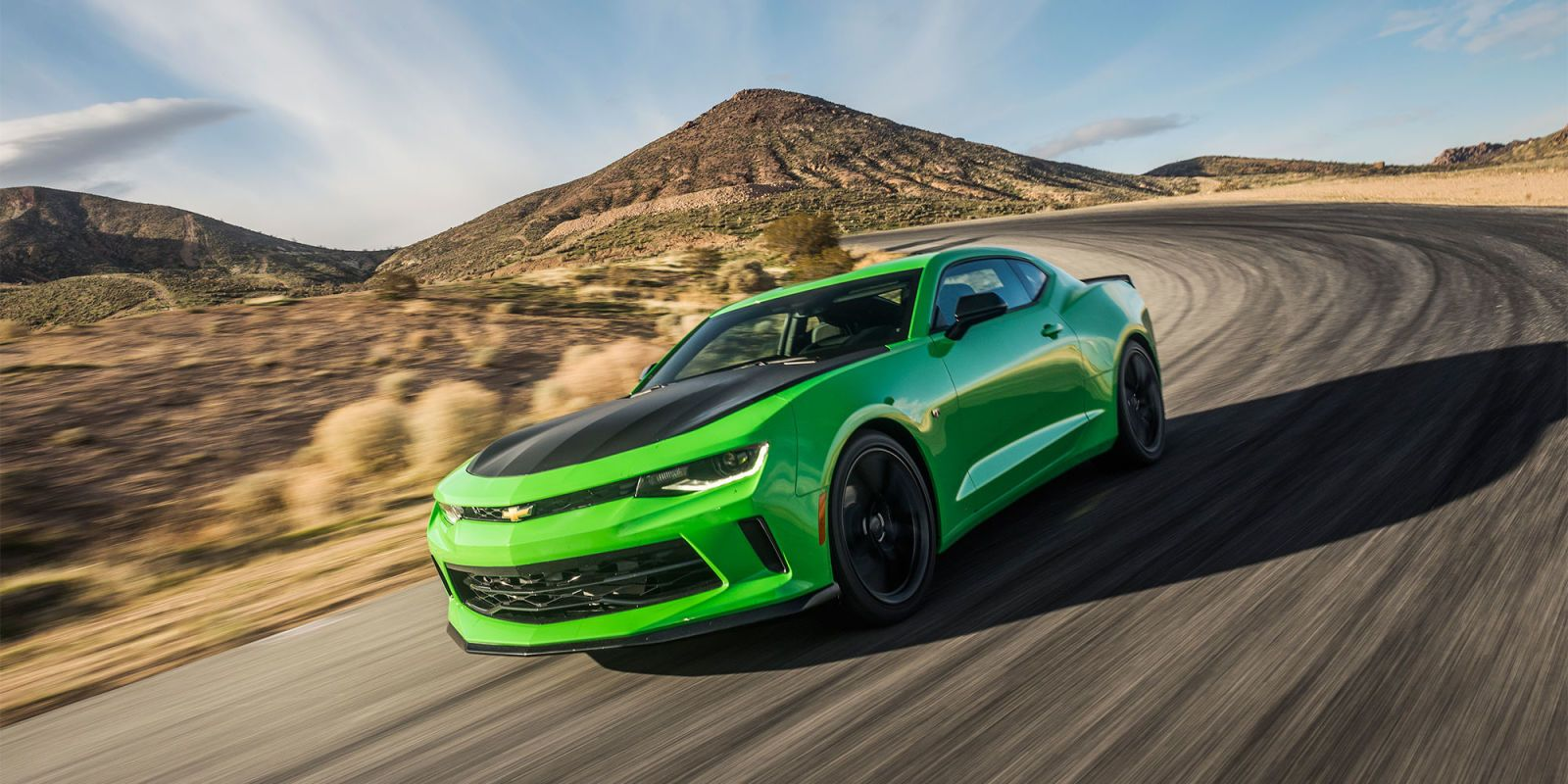 The Chevrolet Camaro LE Is A TrackReady SportsCar Bargain - Bargain sports cars