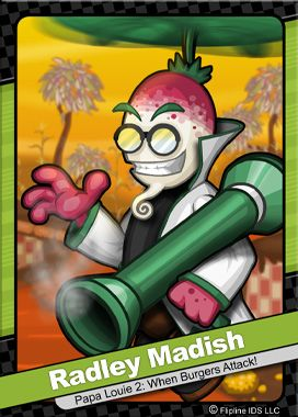 Flipdeck 76 Radley Madish Flipline Studios Papa Louie Radley