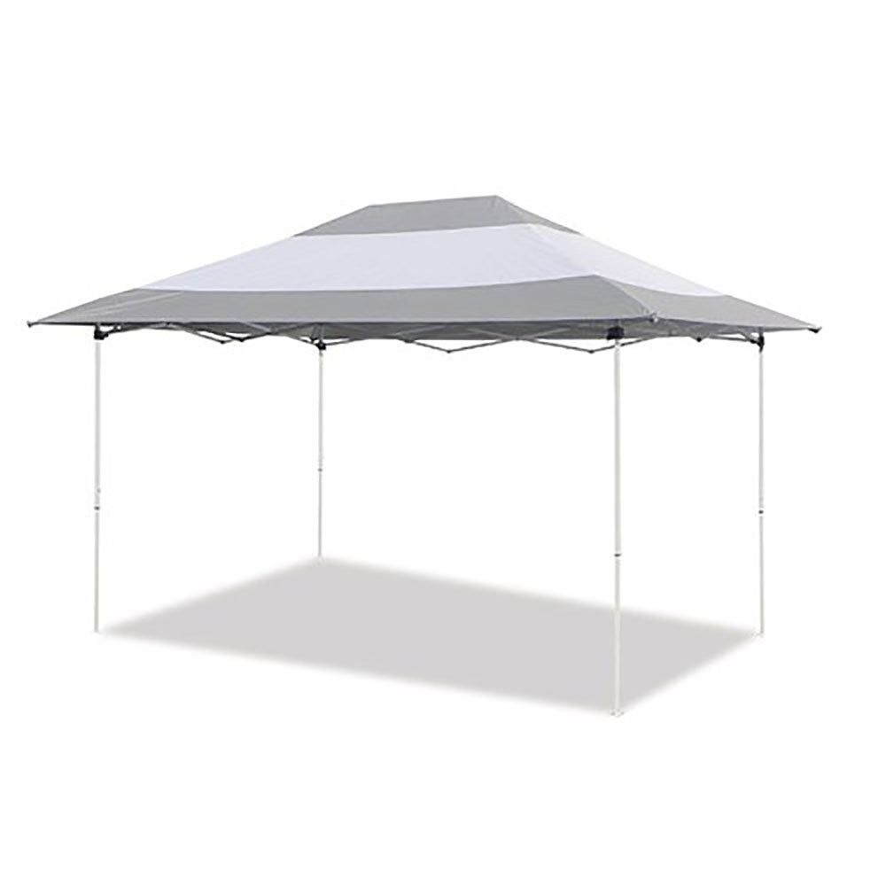 Z Shade Prestige 14 X 10 Foot Instant Canopy Outdoor Patio Shelter Grey White Instant Canopy Canopy Outdoor Outdoor Shelters