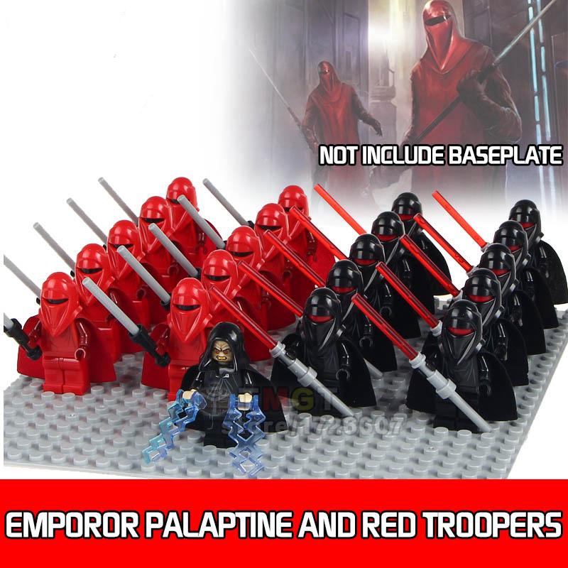 Custom Imperial Supercommando Star Wars minifigures rebels on lego bricks
